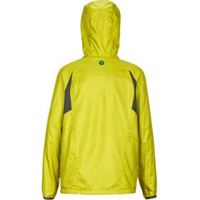 Marmot Boys Ether Hoody Jacket Citronelle/Slate Grey
